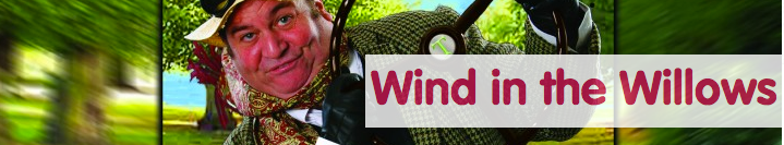 Wind in the Willows banner
