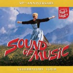 Promo illustration for The Sound of Music