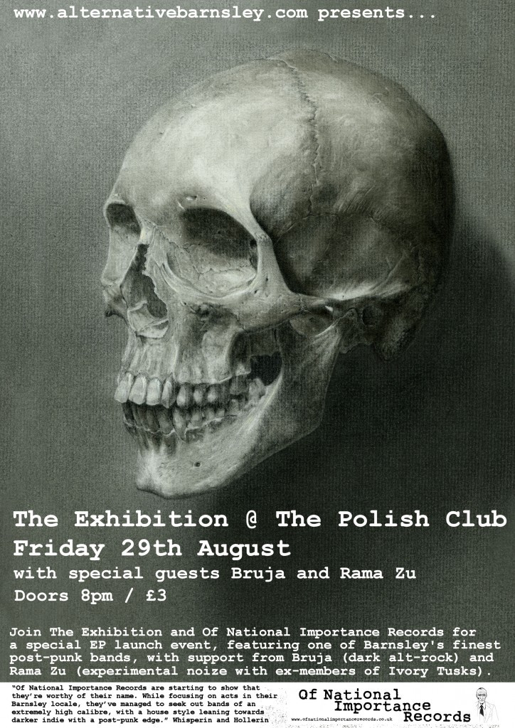 Image of exhibition poster
