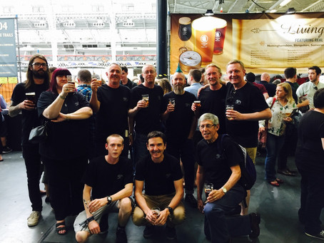 Silver Success for Barnsley Bitter at National Competition