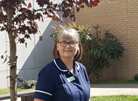 Key Worker Tracy Achieves Qualification