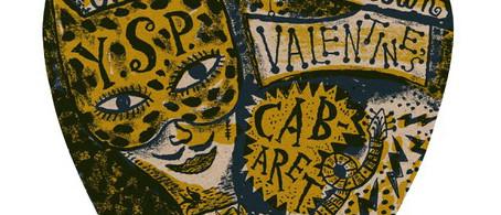 Visit 'Darktown' for an alternative evening at Yorkshire Sculpture Park, this Valentine's