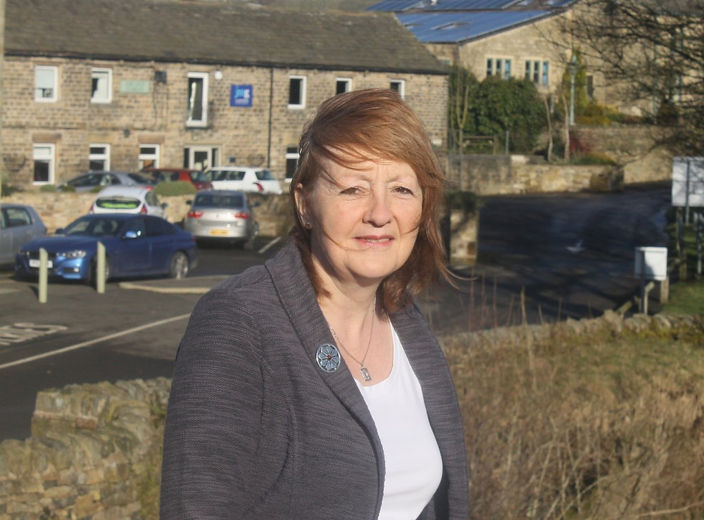Picture of Sally Brown of Capital B Media