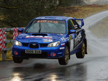 Barnsley Rally Driving Enthusiast Enjoys Life In Fast Lane As He Celebrates 50th