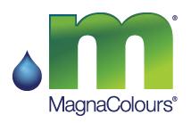 Magna Colours logo