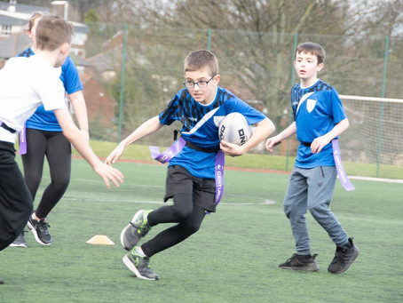 Pupils Try Out Core Values
