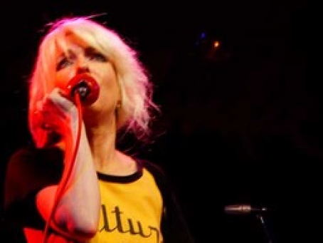The Tide is High for a Blondie Tribute act in Barnsley