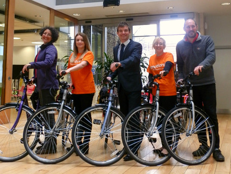 New Scheme Set to Boost Barnsley's Cyclists
