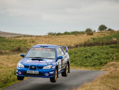 Barnsley Rally Driving Ace Off To Belgium to Compete in First Euro Event