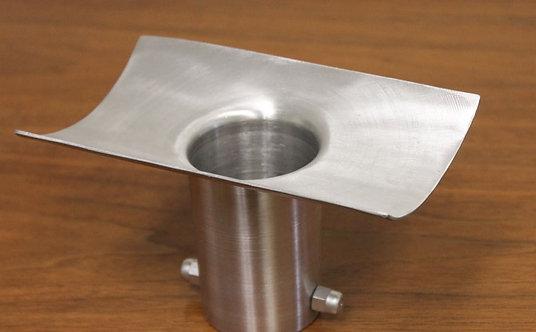 Installation Kit Half Round Aluminum