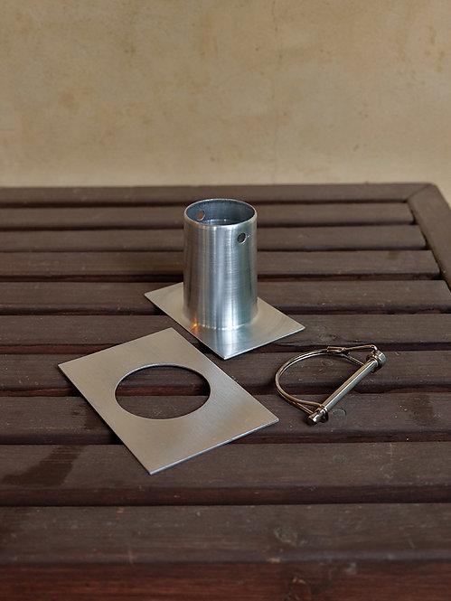 Installation Kit Aluminum