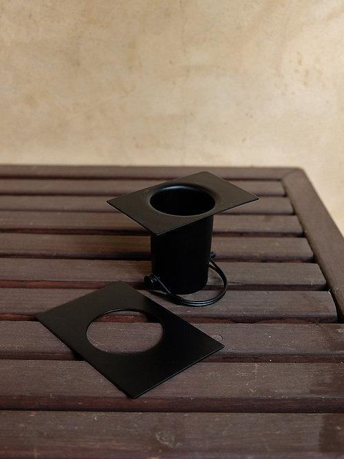Installation Kit - Black, Bronze, White