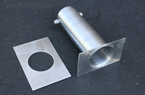 "Installation Kit 6""Aluminum"