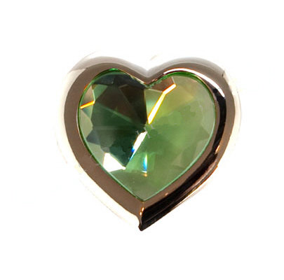 Heart Green Foldable Purse Hook