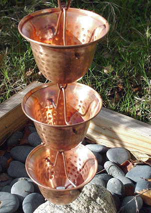 Copper Bells - 16' IN STOCK