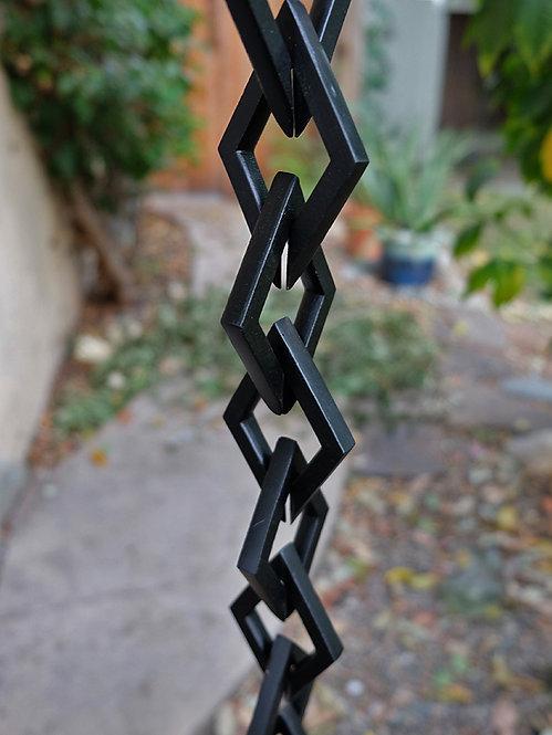 Diamond Links - Black or Bronze