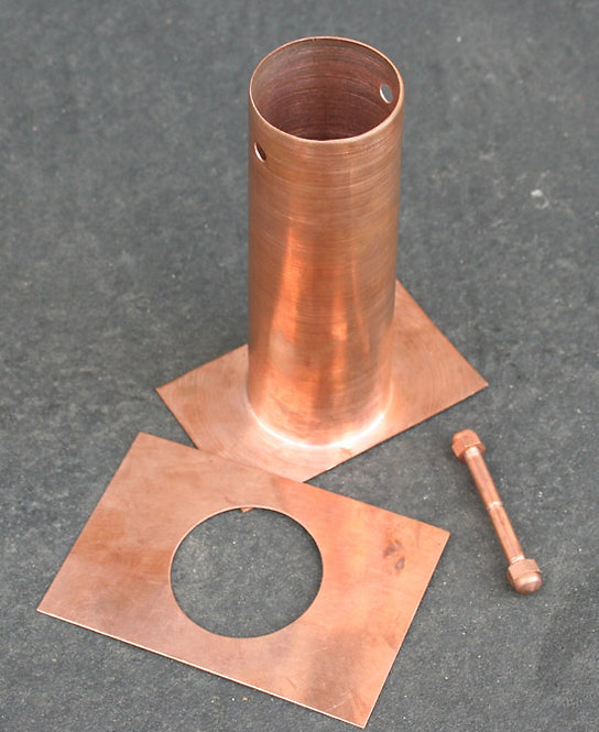 "Installation Kit 6"" Copper"