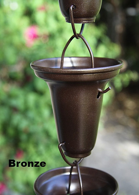Flared Cups-Bronze (ON BACK ORDER)