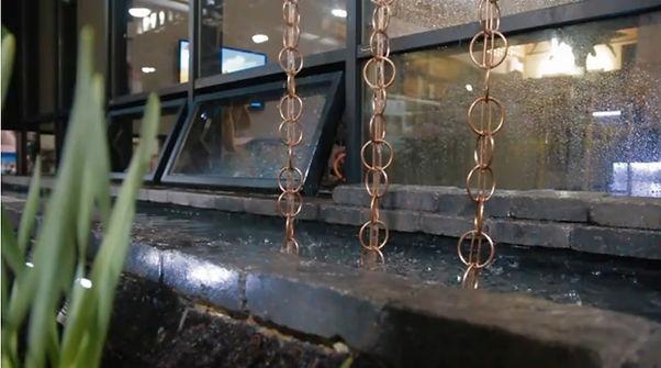 Rain Chain Link Syles