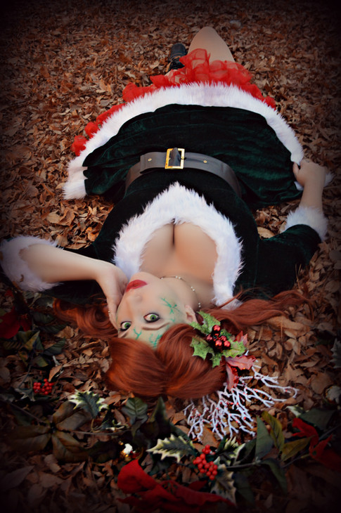 Holiday Poison Ivy