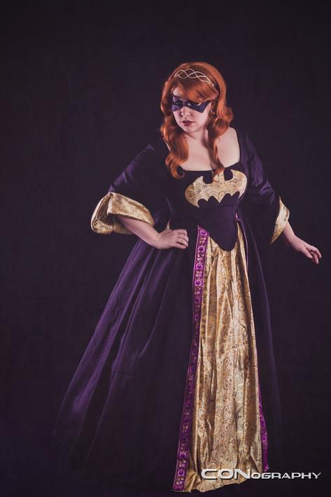 Midieval Batgirl