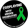 cosplay mental health sticker.png