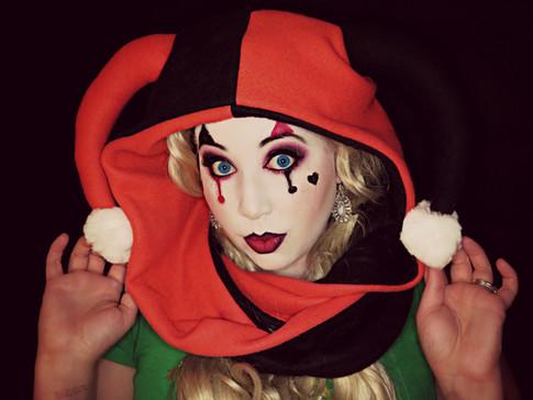 Harley Quinn Cosplay Hat