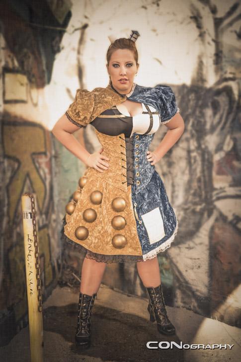 Dalek/TARDIS Hybrid