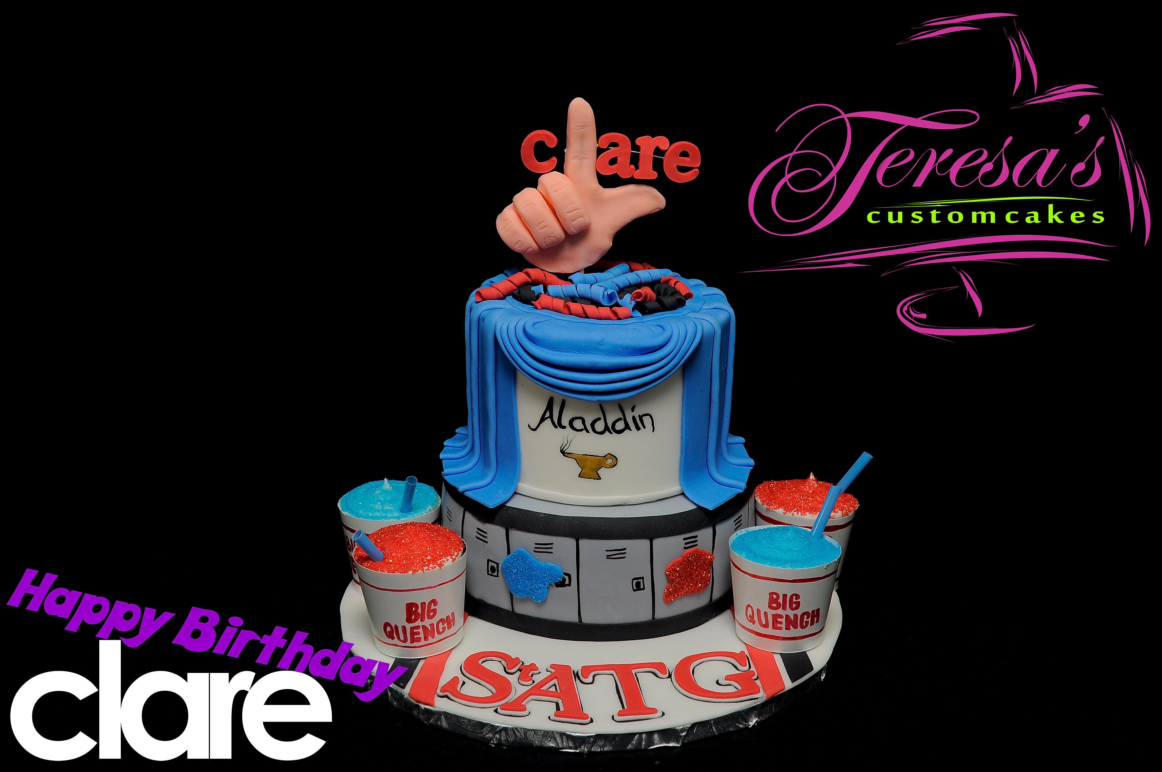 Elmo Birthday Cake Edmonton