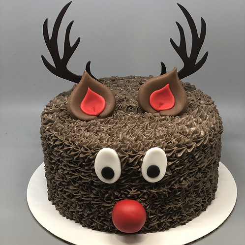 Take and Make Cake -Rudolph