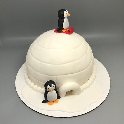 Take and Make Cake -Igloo