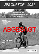 Absage Rigolator 2021