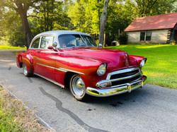 1951 Chevrolet Sedan De Luxe Asking $20K