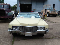 SOLD! 1969 Cadillac Deville Convertible