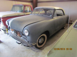 SOLD 51 Ford Crestliner 2dr
