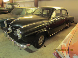 SOLD 51 Studebaker Commander Land Cruiser