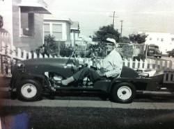1958 Hand built Custom Roadster