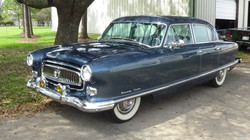 SOLD! 1954 Nash Ambassador Custom