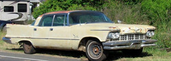 SOLD!! 1957 Imperial South Hampton