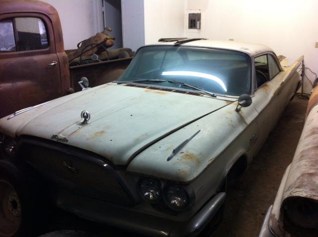 1960 Chrysler 2 Door