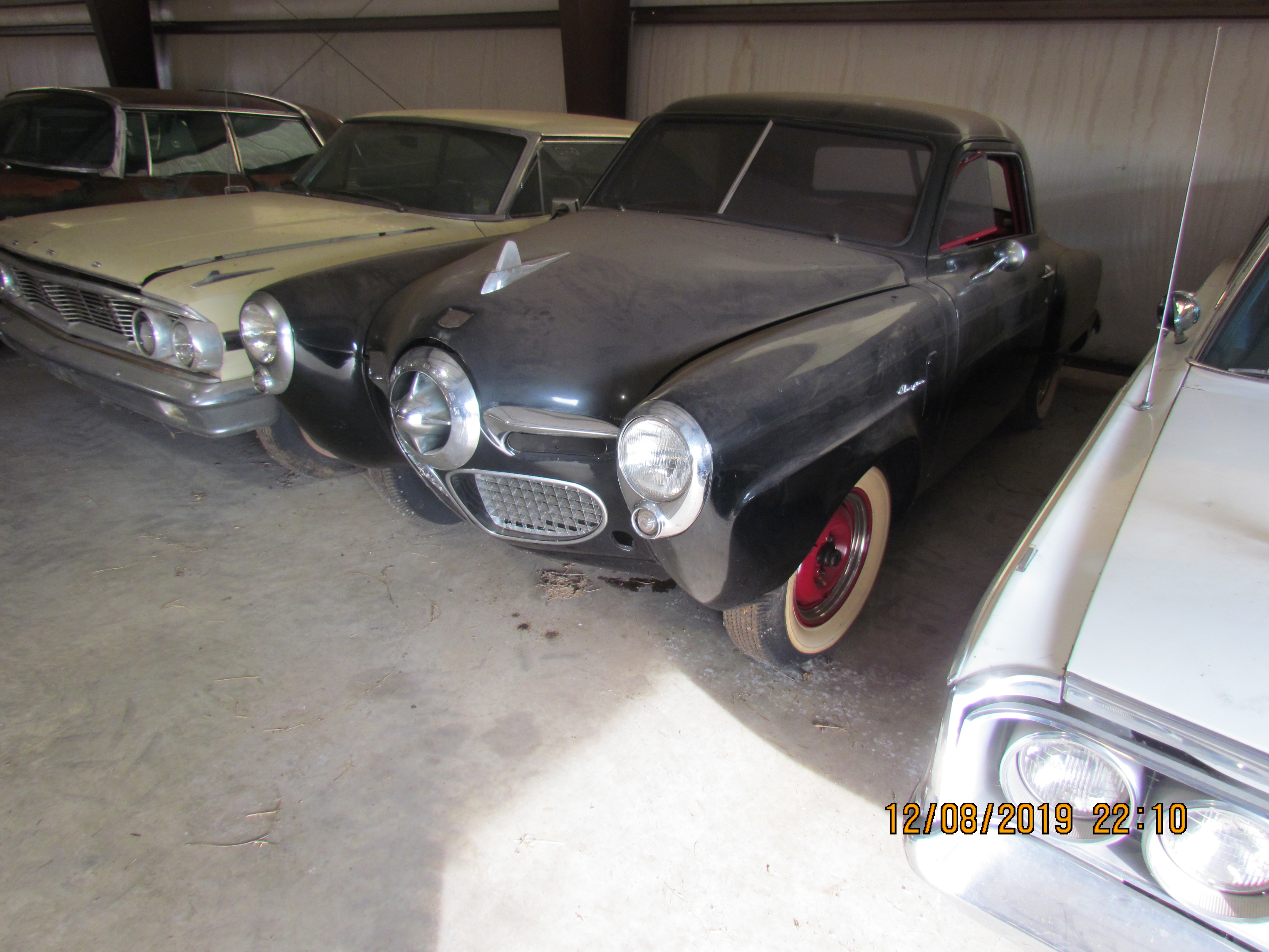 50 Studebaker Champion Coupe