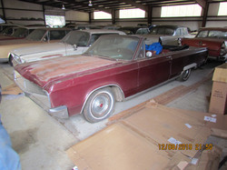 68 Chrysler Newport Convertible