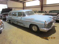 SOLD!!  56 Chrysler New Yorker Wagon