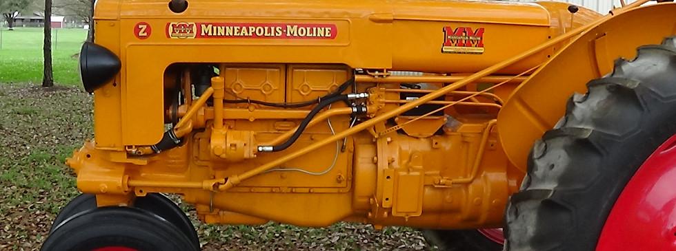 Minneapolis Moline ZAU