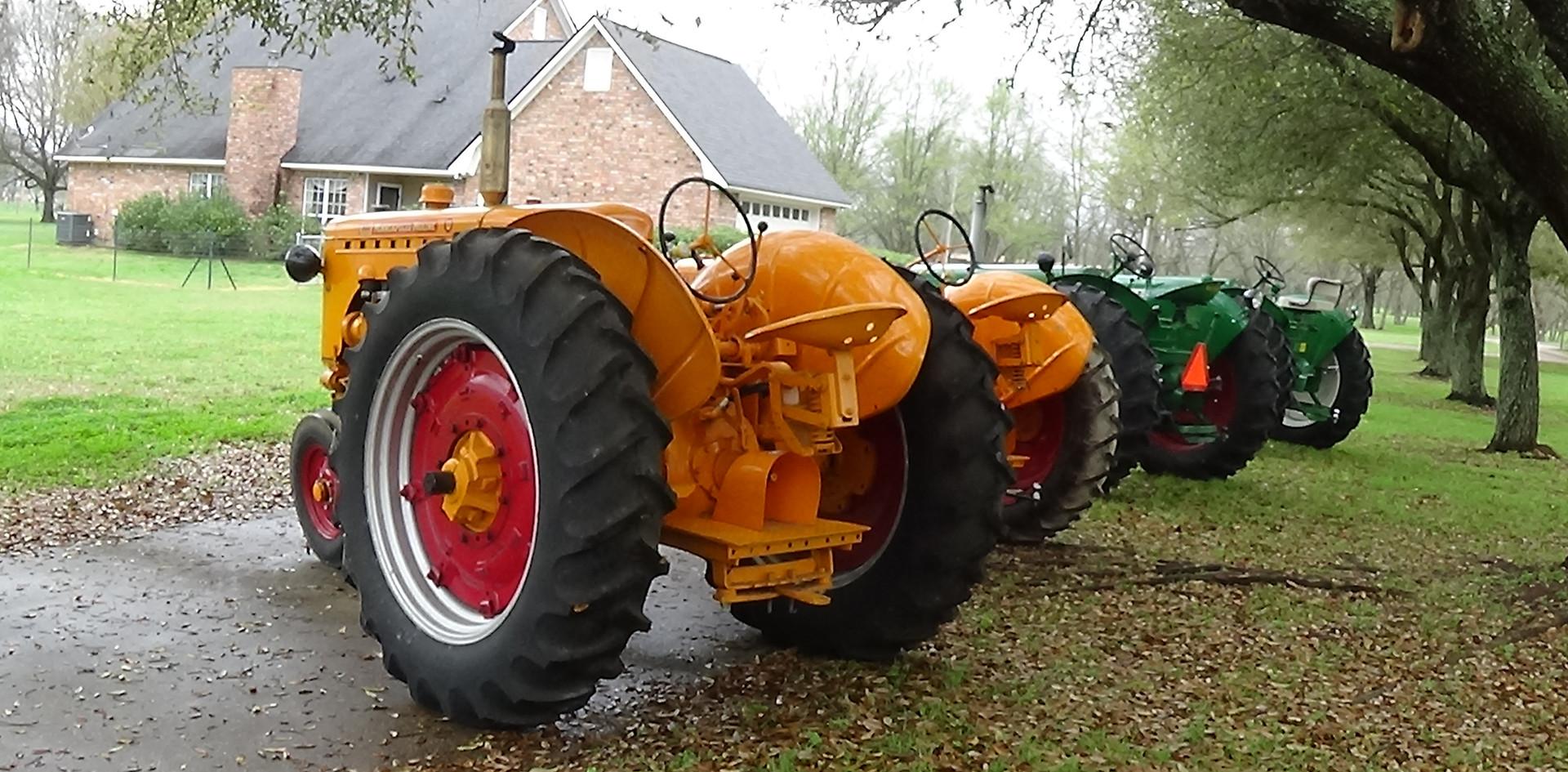 5 Collector Tractors located in Bossier, LA