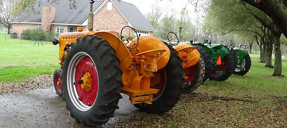 5 Collector Tractors located in Bossier, LA