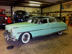 SOLD 1952 Hudson Commadore 8
