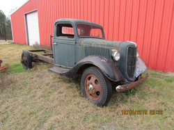 36 Ford BB Ton 1/2