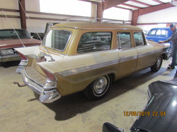 57 Packard Clipper Wagon