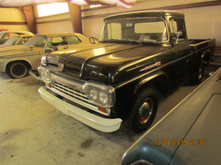 SOLD 60 Ford F100 RESTORED